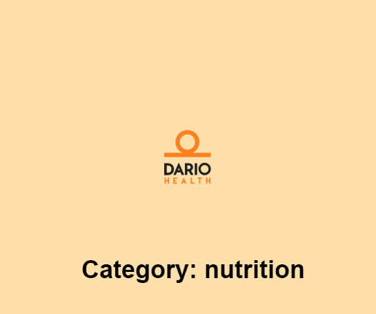 Article 1 Nutrition